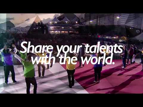 Share your talent!  WYD 2019 Panama