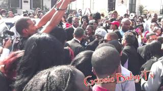 R.i.p Messy Mya/Funeral Service/Second Line Video