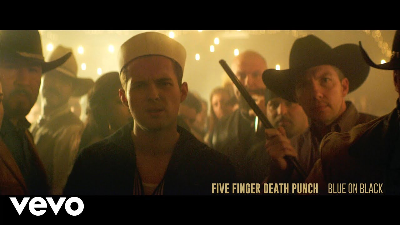 Download Five Finger Death Punch - Blue on Black (Official Video)
