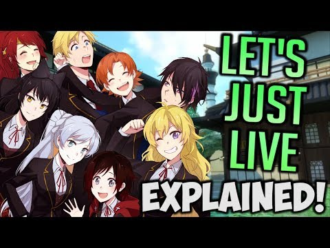 Let's Just Live EXPLAINED! (RWBY Soundtrack Analysis) - EruptionFang