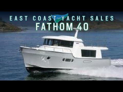 Fathom 40: SOLD (East Coast Yacht Sales)