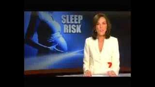 The risks of sleep apnea during pregnancy