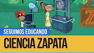 Ciencia Zapata: Microondas alienígenas - Seguimos Educando