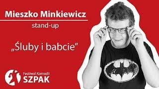 Mieszko Minkiewicz stand-up -