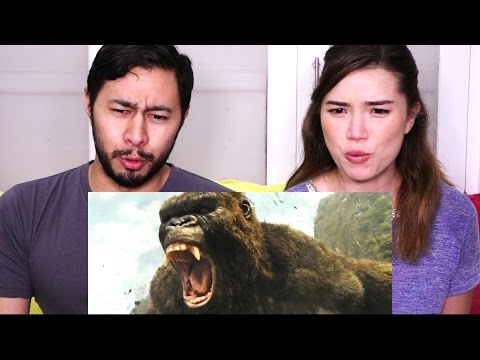 Thumbnail: KONG: SKULL ISLAND - 'RISE OF THE KING' | Trailer Reaction & Discussion!