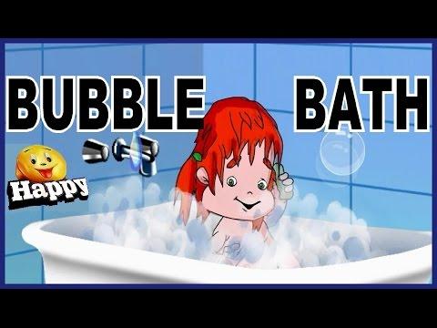 BUBBLE BATH - with Lyrics