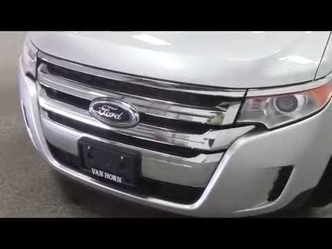 Van Horn Ford >> 2013 Ford Edge SE - De Pere WI - Van Horn - YouTube