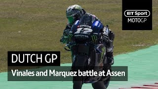 MotoGP Highlights: Netherlands (2019) | Viñales and Márquez do battle in Assen
