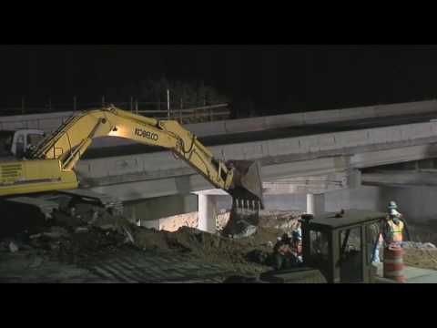 Eastbound I-80 2300 East Bridge Replacement