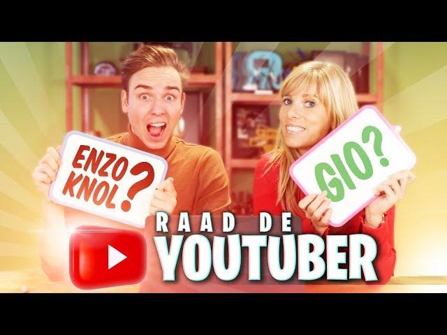 RAAD DE YOUTUBER!