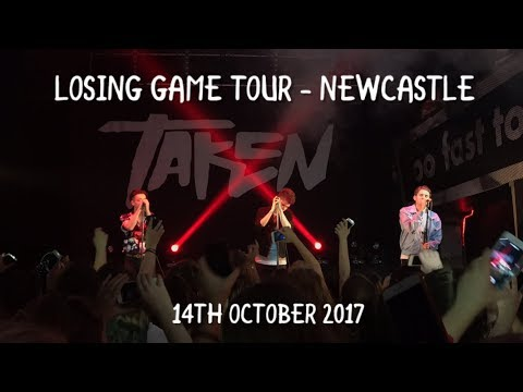 LOSING GAME TOUR - NEWCASTLE - 14.10.17