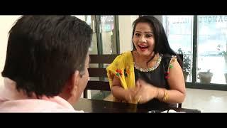 ठरकी जीजा रंगीली साली  | THARKI JIJA RANGILI SAALI | NEW HINDI COMEDY ROMANTIC SHORT FILM 2020