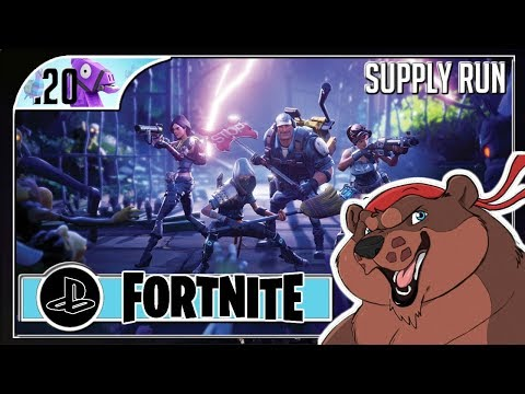 Fortnite - Part 20 - Supply Run