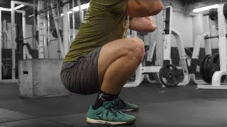How To Squat CORRECTLY In 5 Minutes (With 5 CrossFit Squat Variations)