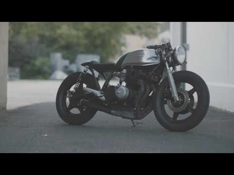 Hookie Co. Honda CB750 for JP Performance