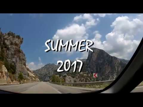 Summer 2017 - Albania, Macedonia, Turkey (Travel Video)