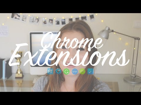 5 Google Chrome Extensions for Studying