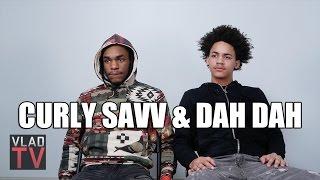 curly Savv интервью