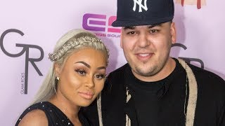 Rob Kardashian FIGHTING Blac Chyna For FULL CUSTODY Of Baby Dream Stating She's An UNFIT Mother!
