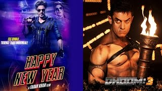 Happy New Year Movie breaks DHOOM:3
