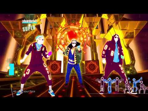Just Dance 2018 / Boom Boom - Iggy Azalea ft Zedd / Superstar