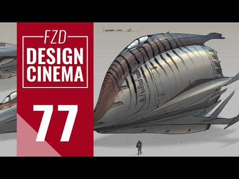 Design Cinema - EP 77 - Fish Fighters