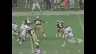 LT Game Tape: 1988 vs Saints (The Pain Game)