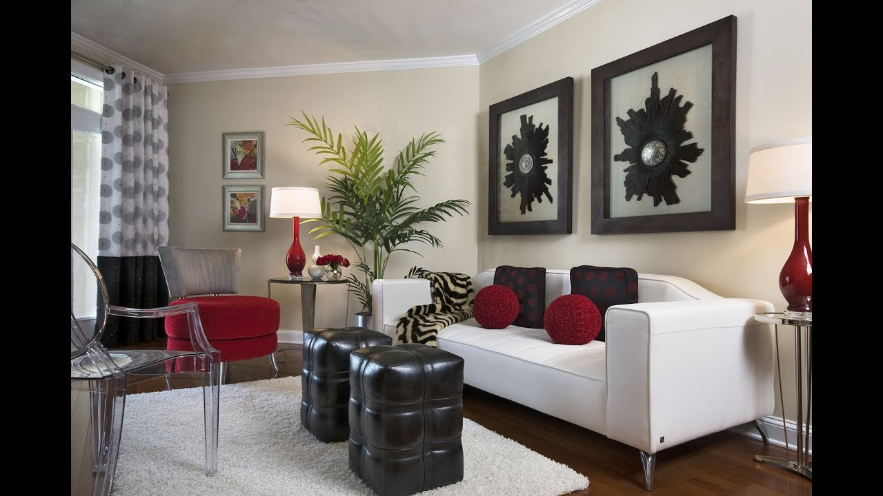 Sofa Moderno Para Sala De Estar The Best 30 Designs For Small Living Rooms