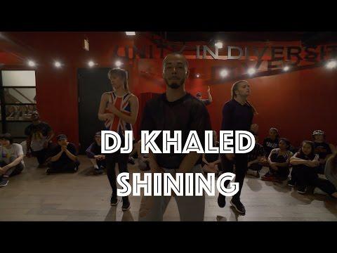 DJ Khaled  Shining ft Beyce & Jay Z  Hamilt Evans Choreography