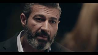 ياسر جلال وهنا شيحة ومحمود عبد المغني في إعلان مسلسل