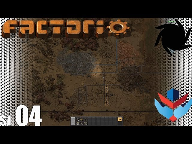 Factorio MP with NOG - S01E04 - Building Our Defences