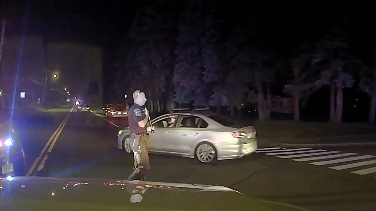 West Hartford Police Dashcam Video in Excessive Force Investigation