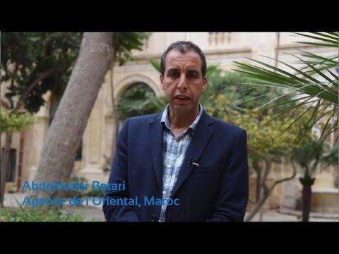 Interview Abdelkader Betari, Agence de l'Oriental