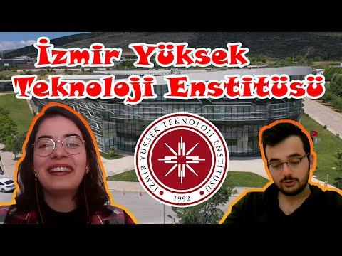 İzmir Yüksek Teknoloji Enstitüsü Hakkında Bilmeniz Gerekenler ! ( Enerji Sistemleri Mühendisliği )