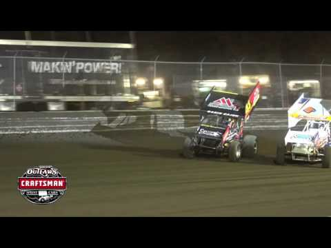 World of Outlaws at Eagle Raceway
