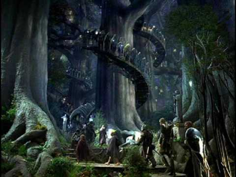 Music Inspired by Middle Earth - Lothlorien