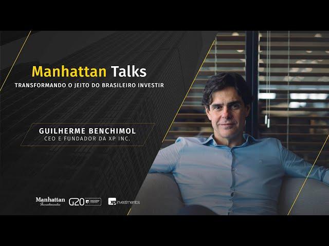 Manhattan Talks: Guilherme Benchimol, CEO e Fundador da XP Investimentos.
