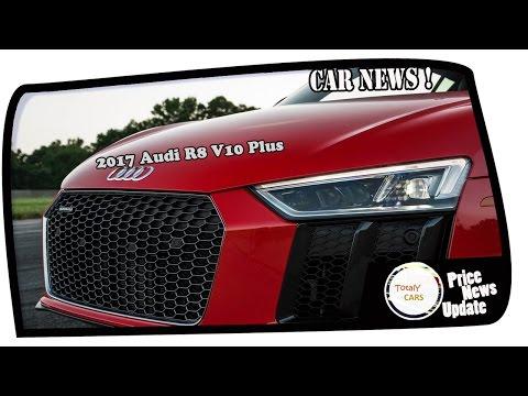 Wow Amazing !!! 2017 Audi R8 V10 Plus Price & Spec