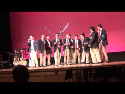 Amherst High School Sweets and VS final concert 2016