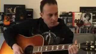 vasco rossi cover sally voce e chitarra by ll