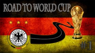 Fifa 13 Road To World Cup - the rebirth #1