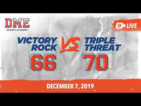 Victory Rock vs Triple Threat