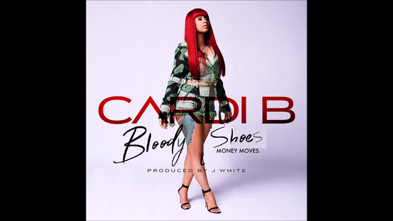 Cardi B Blood: These Are Red Bottoms These Are Blood Shoes