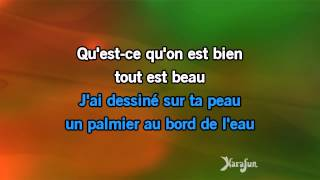 Download Video Karaoké Les sunlights des tropiques - Gilbert Montagné * MP3 3GP MP4