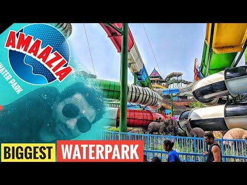 Amazing AMAAZIA ,Surat | Dp's vlog | vlog 35