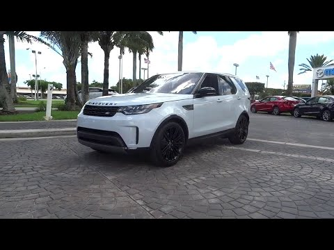 2017 Land Rover Discovery Miami, Aventura, Fort Lauderdale, Broward, Miami Beach, FL NHA025825