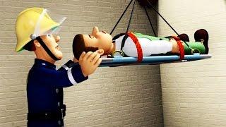 Feuerwehrmann Sam - Steuermann Norman | Ganze Folge - 1 Stunde |  Cartoon für Kinder