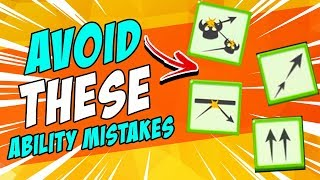 ARCHERO: AVOID THESE ABILITY MISTAKES! | DO NOT Stack Multishot & Front Arrow + Much More!