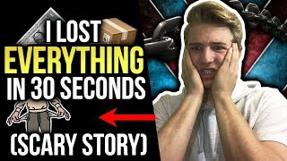 How All My Businesses And Income Failed In Less Than 30 Seconds (SCARY Story)