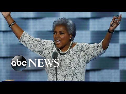 Donna Brazile's tell-all book slams the DNC party
